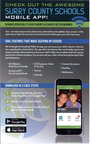 CHECK OUT THE AWESOME MOBILE APP AND THE TIP LINE FEATURE